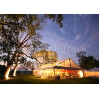 Quality Large Luxury Clear Span Tent For Commercial Event Exhibition Free Design Service for sale