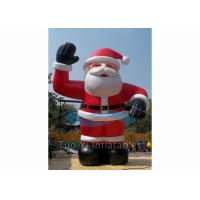 Quality Popular Giant Advertising Balloons Santa Claus Helium Ballon For Decoration for sale
