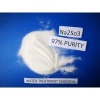 China High 97% Purity Sodium Sulfite Food Grade Vegetable Preservative Bleaching Agents on sale