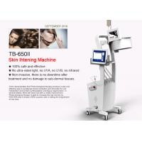 Quality Diode Laser Hair Growth Machine With Analyzer Screen / Laser Hair Loss Equipment for sale