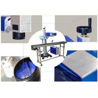 YAG Industrial Laser Engraving Machine , Air Switch Laser Coding Machine for sale
