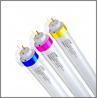 AC185 - 277V SMD Fluorescent Tube Lights , 9W Everlight 3528 T8 Led Tube Light for sale