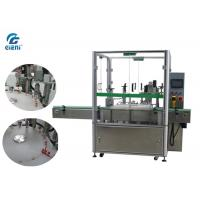 Full Automatic Essential Oil Filling Machine With Capping Machine 10-30ML Volume