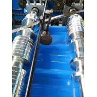 Quality China Manufacturer XuRun Color/Galvanized Steel Roofing Sheet Roll Forming Machine for sale