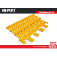 Quality Durable Boron Steel Motor Grader Blades bulldozer parts blade for cutting edges and end bits for sale
