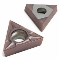 Quality Multi Layer Coating Carbide Tool Inserts For Steel Iron Processing for sale