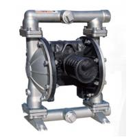 Quality Compressed Air Powered Chemical Diaphragm Pump 192L/Min Good Self Priming Performance for sale