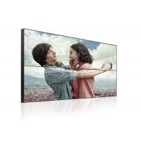 Buy cheap Super thin bezel monitor lg large format displays with IPS panel RS232 control from wholesalers