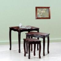 Buy cheap Conslole tables, made of solid wood and MDF board from wholesalers