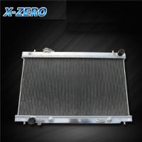 Quality Nissan 350Z Aluminium Racing Radiators Enthusiast Touring Track V6 AT MT 2003-06 for sale
