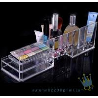 Quality clear cosmetic organizer for sale
