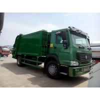 Quality SINO TRUK HOWO garbage compactor truck for sales for sale