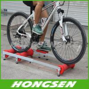 China Road bike home training roller Bike Trainer on sale
