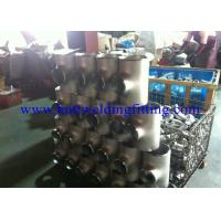 Quality Nickel Alloy Steel Alloy 625 / Inconel 625 Tee Butt Weld NO6625 / NS336 / 2.4856 for sale