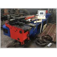 Buy Electric Control Industrial Hydraulic Pipe Bender Low Power Construction at wholesale prices