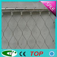 Quality Focus On X-tend Stainless Steel Handrail Cable Webnet 10 Years for sale