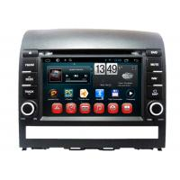 Quality In Dash Stereo Radio Player Plio Fiat Navigation System Quad Core DVD GPS Wifi for sale