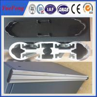 Quality Anodizing Aluminium Extrusion for Cabinet/Wardrobe Sliding Door for sale