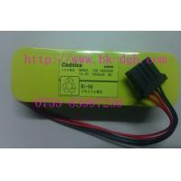 Quality Sanyo Cadica 12N-1600scb Nicd Batteries  l4.4v lithium battery made in Japan for sale