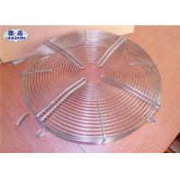 Quality Stainless Steel Fan Grill Cover , Metal Cooling Fan Cover For 3D Printer for sale
