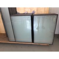 Quality Tempered  Insulated Glass with Acid Etched Glass on one side for sale