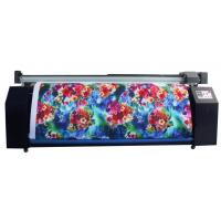 Quality Inkjet Printer large format printing machine for polyester fabric for sale
