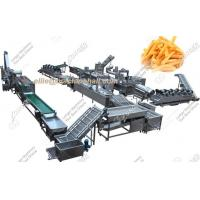 Quality Fully Automatic French Fries Production Line|French Fries Making Machine For Sale for sale