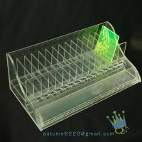 Quality acrylic cube storage box for sale