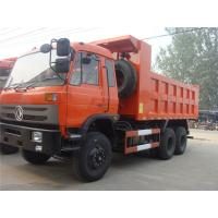 Dongfeng lowest price 10 wheeler diesel left hand drive 15-20tons dump truck for sale, tipper truckfor stone and mineral for sale