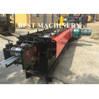 Quality Perforated Rolling Slate Door Roll Forming Machine Australa Stype Steel Metal for sale