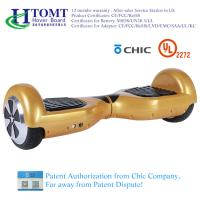Quality Intelligent Hoverboard Smart Balance Wheel Self Balancing Electric Scooter with Chic License for sale