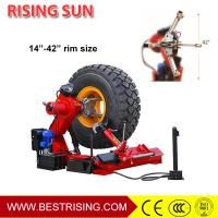 China Semi automatic used truck tire changer for sale on sale