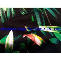 Quality 16S*12S Cotton Twill High-definition Print 275GSM Garment Fabric for sale