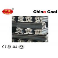 Custom Steel Crane Rail Steel Products QU70 80 100 120 Crane Rails for sale