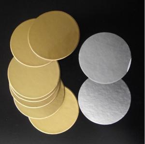 Quality Pressure Sensitive Aluminum Foil Induction Bottle Cap Seal Liner/gasket/lid for sale