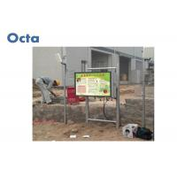 Quality IP65 Waterproof Outside LCD Digital Signage Display High Brightness 1080P for sale