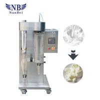 Quality ISO Small Lab Scale Spray Dryer for Milk,Coffee or Other Liquid Into Powder for sale
