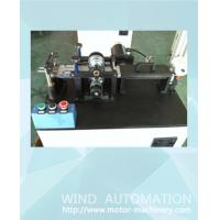 Quality Stator polyester film insulation paper forming machine for Two pole stator Slot liners for sale