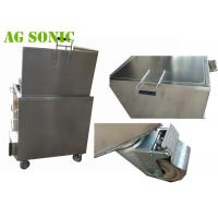 Quality Temperature Adjustable Heated Soak Tank For Commercial Kitchens Dish / Tray for sale