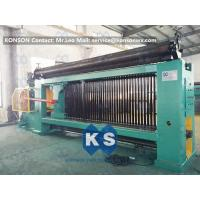 Buy cheap CE Hexagonal Wire Netting Machine For Hexagonal Gabion Box Making 2.0 - 4.0mm from wholesalers