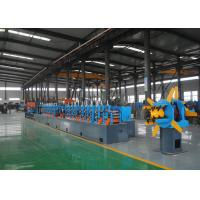 Quality High Performance Tube Mill Machine , Square Pipe Production Line for sale