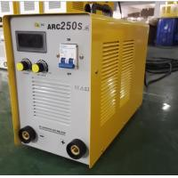 Quality Energy Saving Intelligent ARC Welding Machine 10.5KVA with Steel Panel for sale