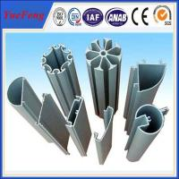 Quality Aluminium extrusion customized produce by drawing from customer for sale