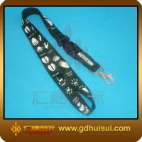 Buy cheap single custom lanyard from wholesalers
