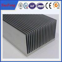 China New! aluminium radiator heating for car/led/computor,die cast aluminium radiator cnc on sale