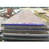Quality ASTM A387 Gr.22L Alloy Steel Plate Length 0-12m Hot / Cold Rolled for sale