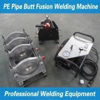 China HDPE Pipe Fusion Welding Machine  SKC-B315/160H  Application Suitable for butt welding of on sale