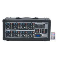 Quality USB mp3 / DJ Audio Mixer 8 channel Digital with USB / SD card for sale