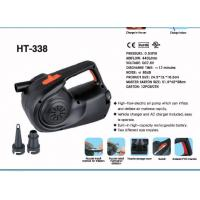 Quality HT-338 Rechargeable Electric Air Pump In Camping & outdoor for sale