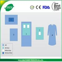 Quality Hot Sale Disposable Surgical Cardiovascular Drape Pack with EO Sterile Manufacturer for sale
